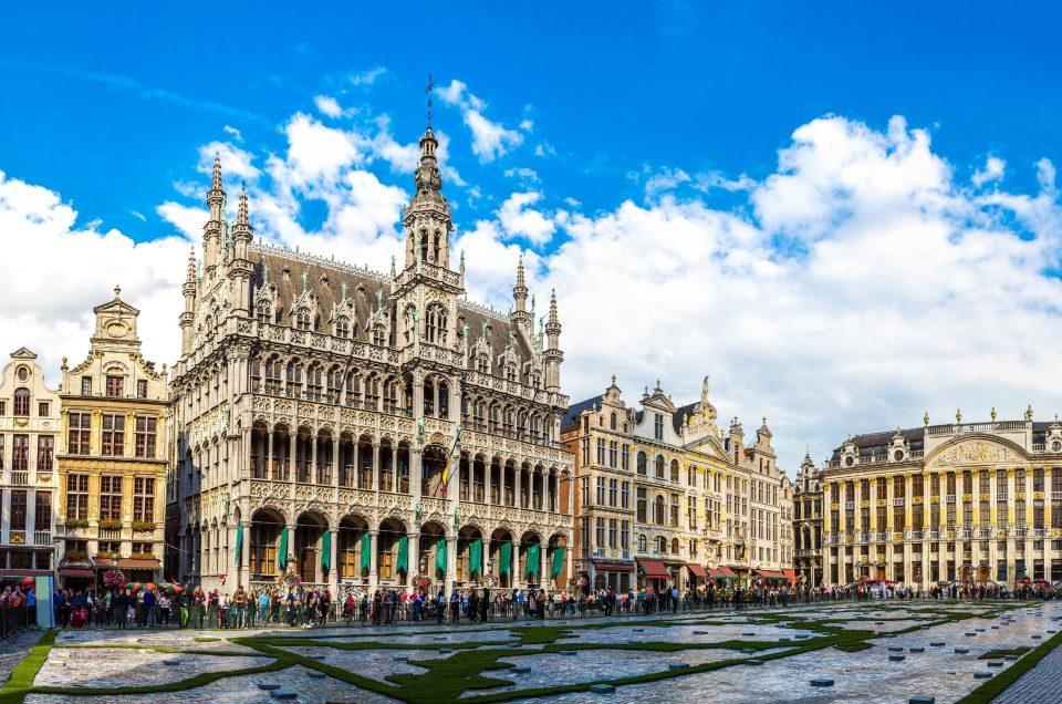 Paket Tour Eropa Barat Wisata Muslim Juli 8 Hari 7 Malam / Musim Panas (Summer) 2021