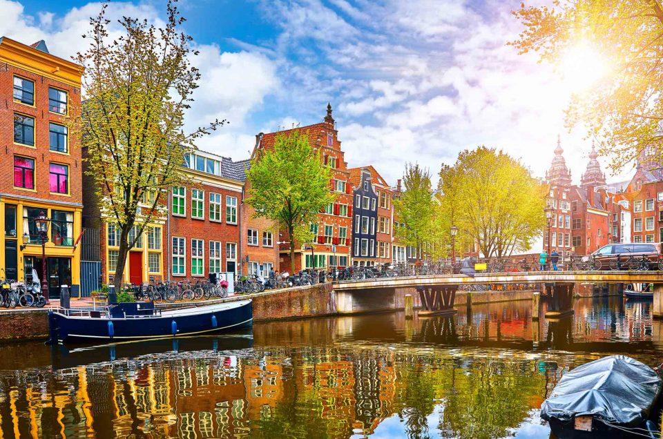 Paket Tour Eropa Barat Wisata Muslim Juni 8 Hari 7 Malam Musim Panas (Summer)