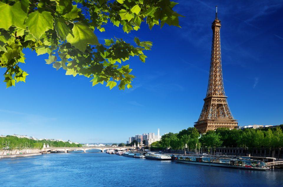 Paket Tour Eropa Barat Wisata Muslim Agustus 8 Hari 7 Malam / Musim Panas (Summer) 2021