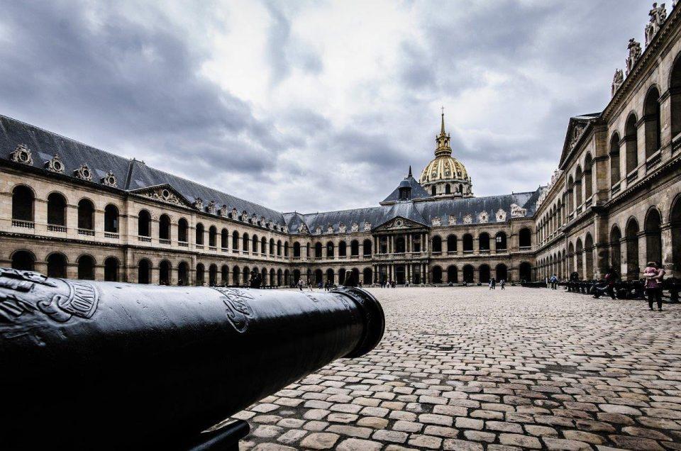 Museum Army Paris, Museum Sejarah Militer Terbesar Di Perancis